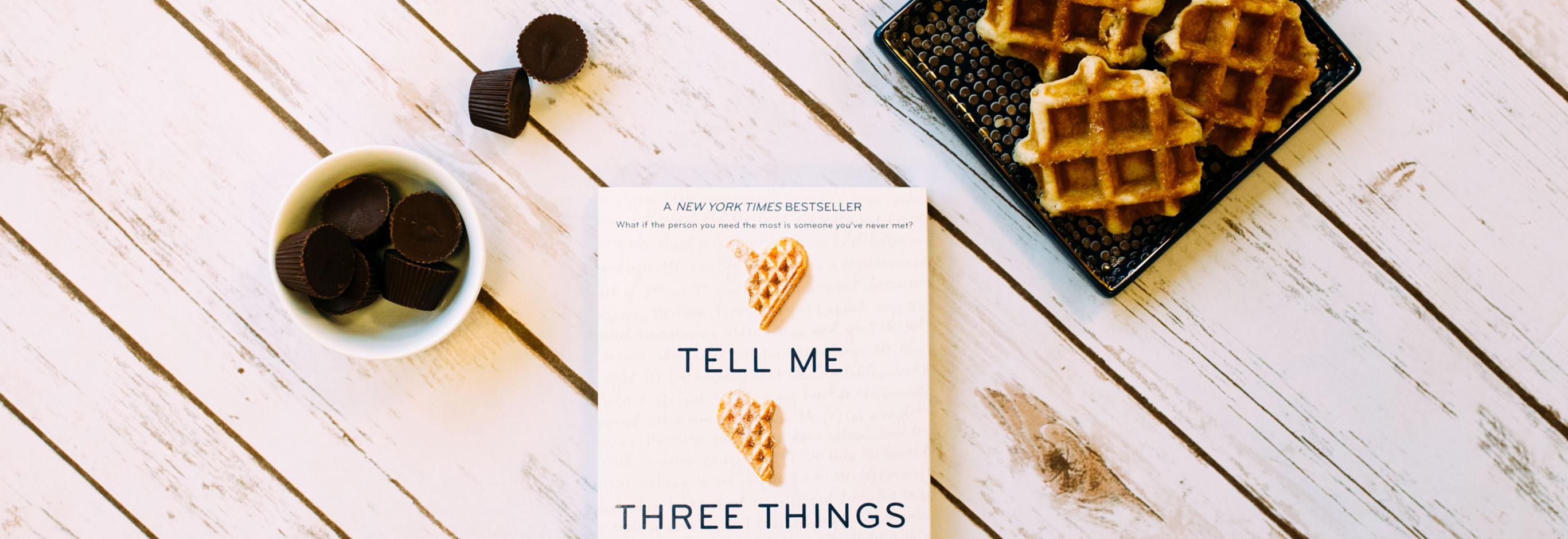 Резултат с изображение за tell me three things
