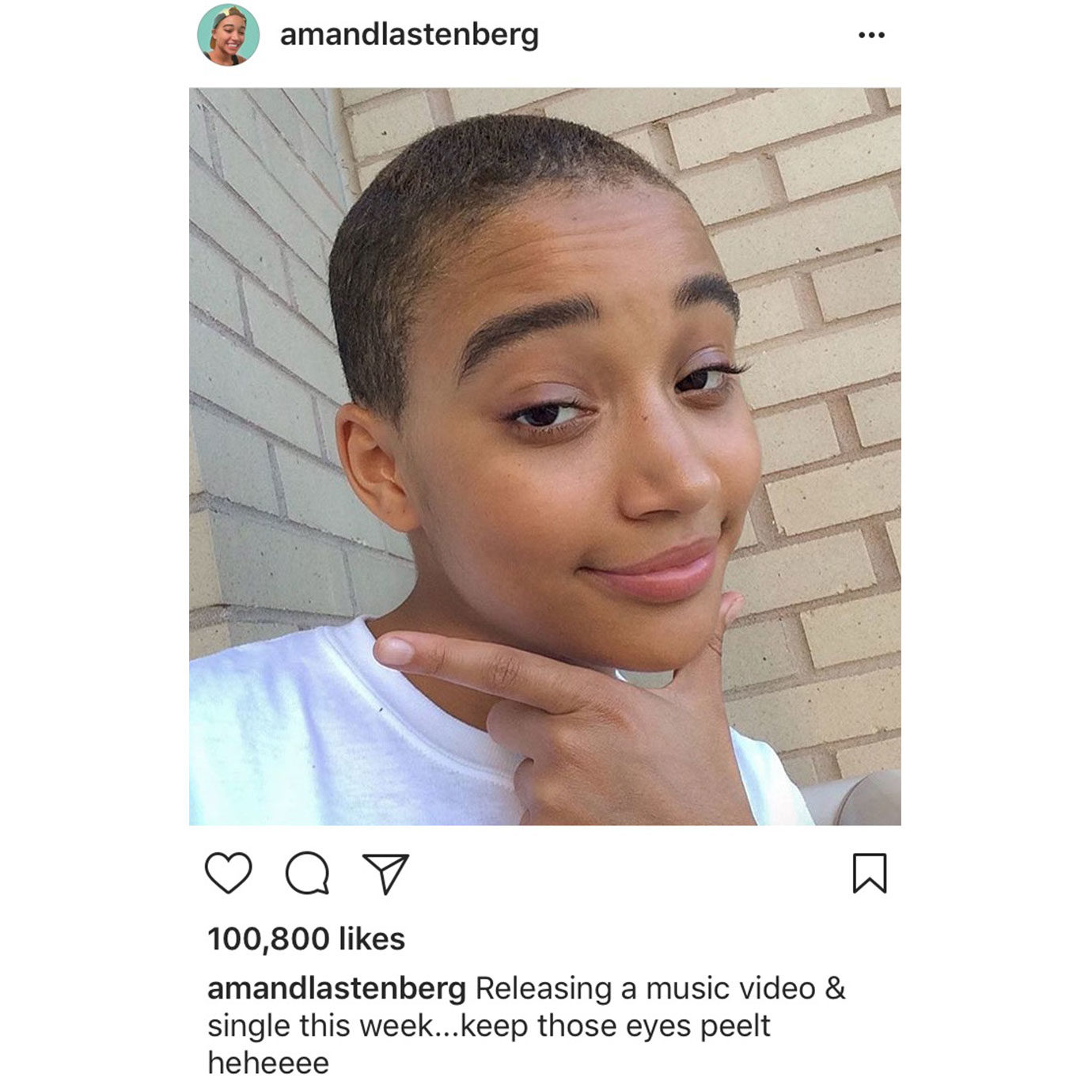 via @amandlastenberg on Instagram