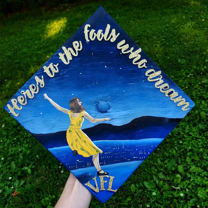 These Graduation Caps Give Us the Feels