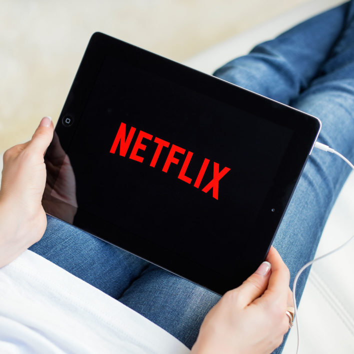 What We're Binge Watching on Netflix This Month