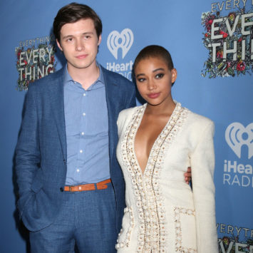 10 Times Amandla Stenberg and Nick Robinson's On-Screen Chemistry in Everything Everything Made Us Melt