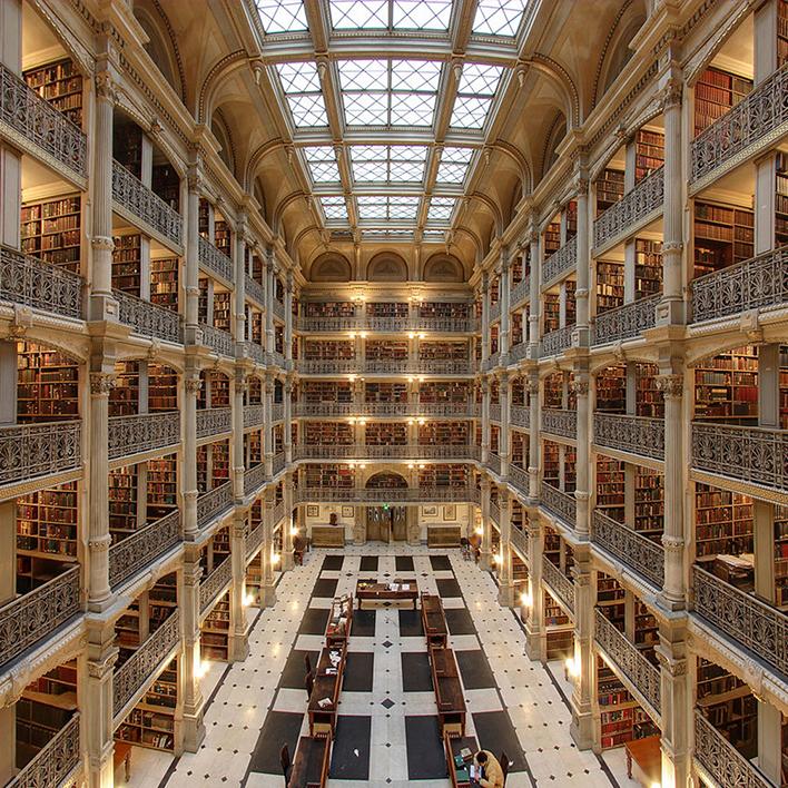 10 Libraries Around the World Every Book Nerd Needs to Visit