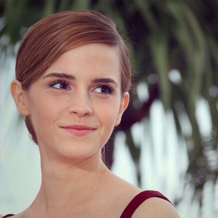 Celeb Crush: Emma Watson Is the G.O.A.T. Book Nerd