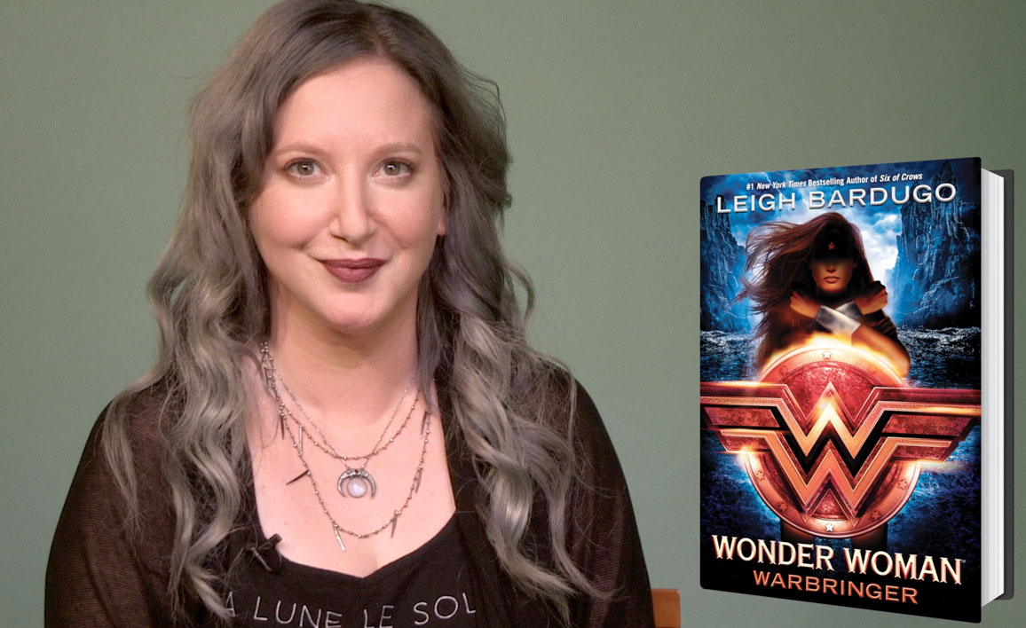 Leigh Bardugo Sets the Stage for Wonder Woman: Warbringer