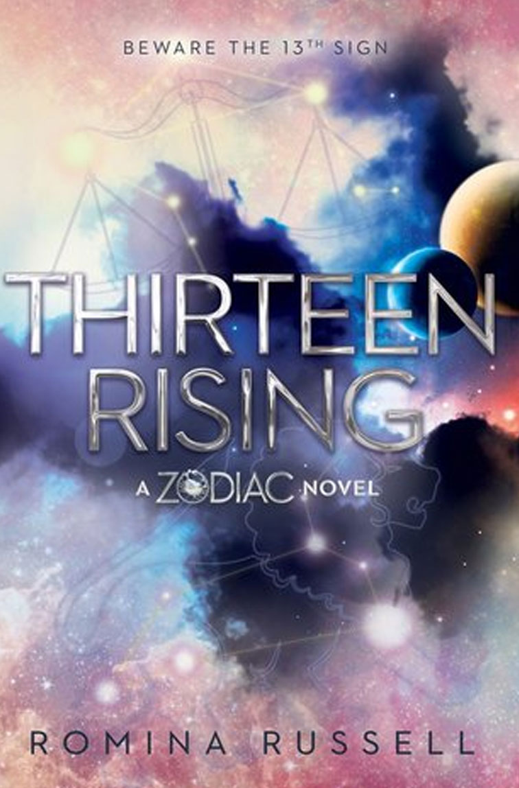 Thirteen Rising (zodiac Series #4)