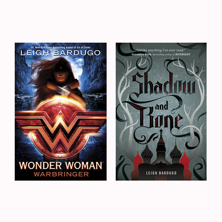 Why Grisha Fans Will Obsess Over Wonder Woman: Warbringer by Leigh Bardugo!