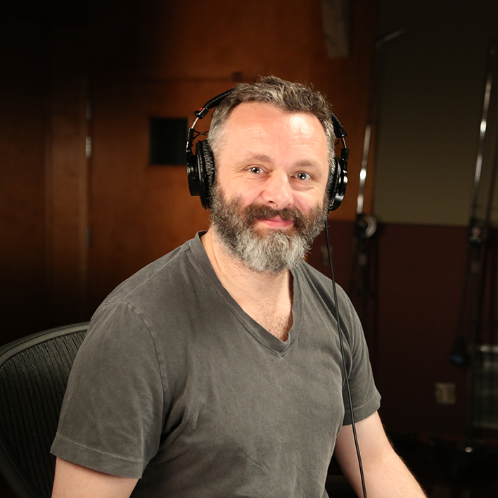 HUGE NEWS! Michael Sheen is Narrating the Audiobook of The Book of Dust by Philip Pullman!