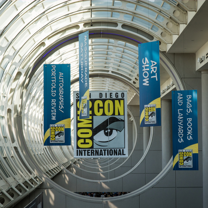 San Diego Comic Con 2017 Recap!