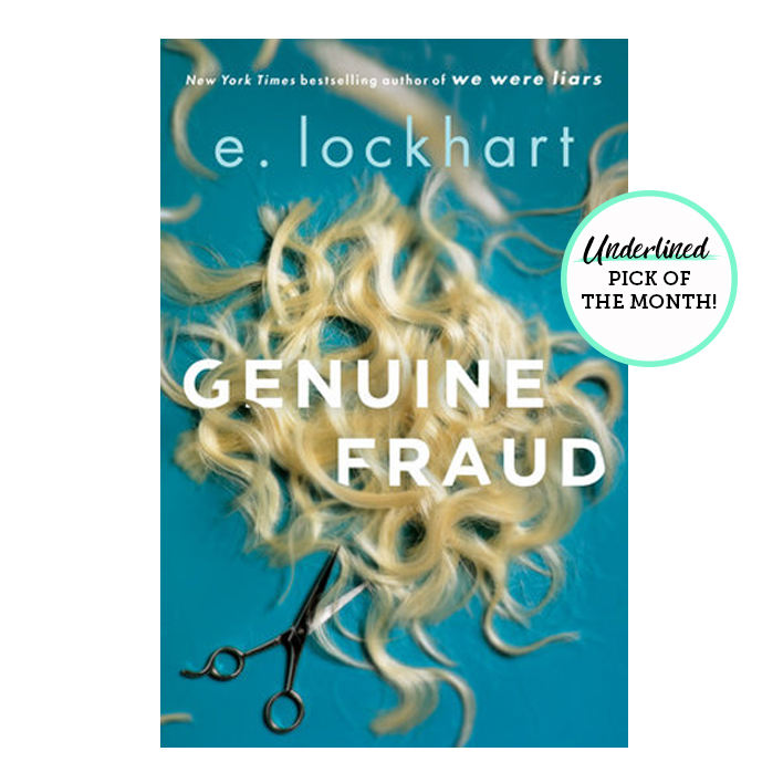 AUTHOR GUEST POST: E. Lockhart Shows us the Setting of Her New Book Genuine Fraud