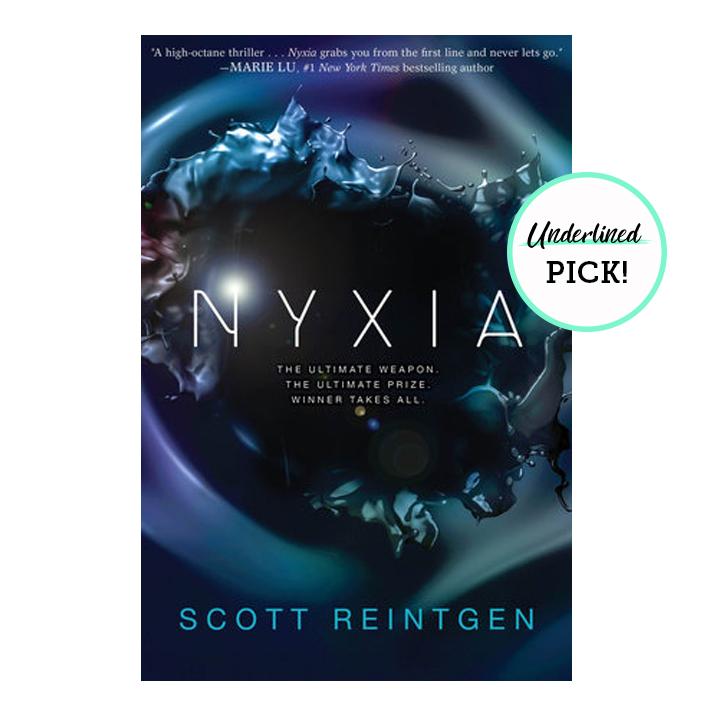 Introducing Nyxia by Scott Reintgen