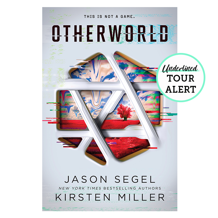 TOUR ANNOUNCEMENT: Jason Segel and Kirsten Miller are Hitting the Road for Otherworld