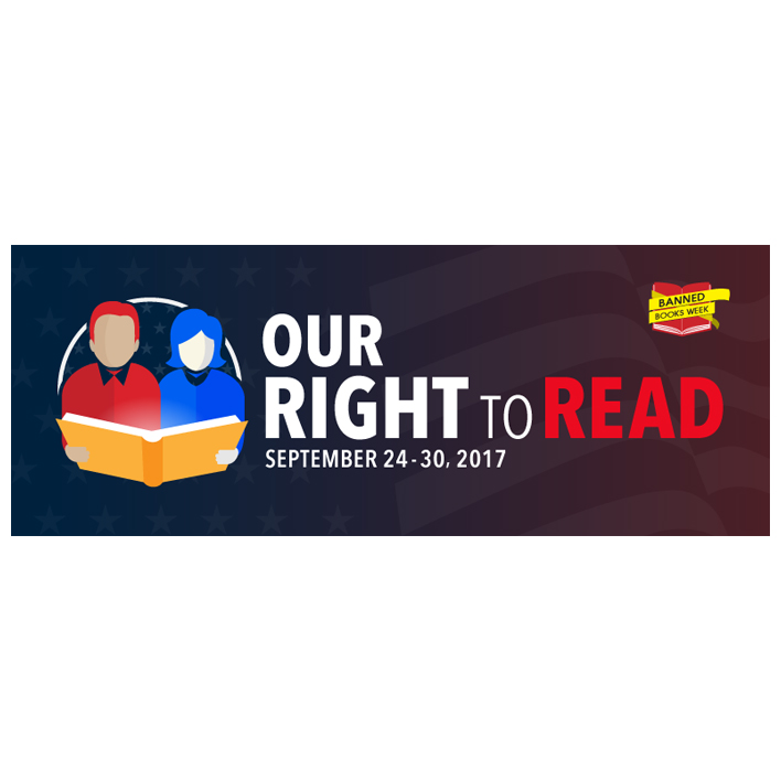 Celebrate Your Right to Read During #BannedBooksWeek!