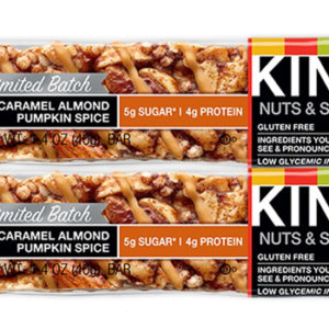Caramel Almond Pumpkin Spice Kind Bar