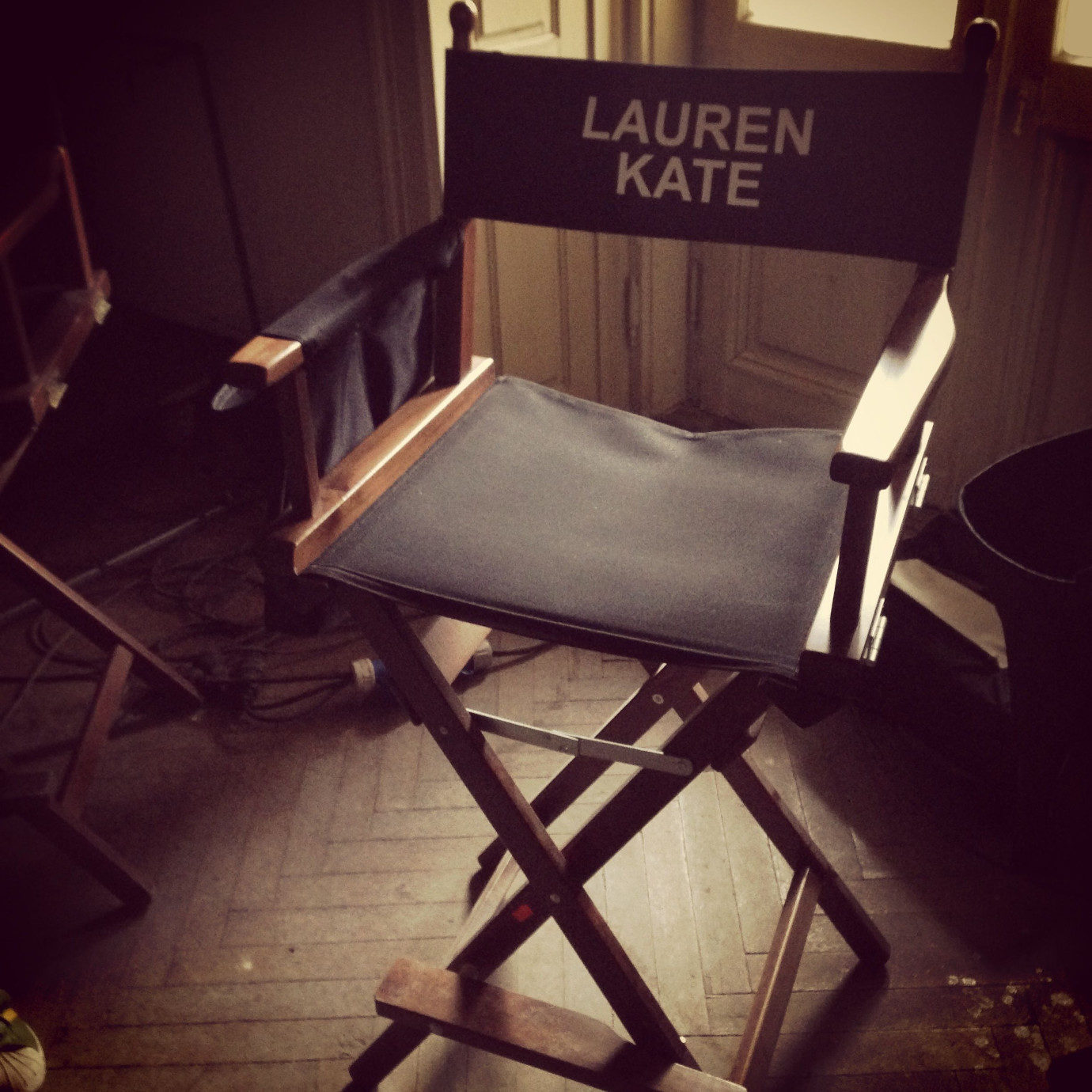 Yes, I brought my director's chair home and totally have it displayed in my house.