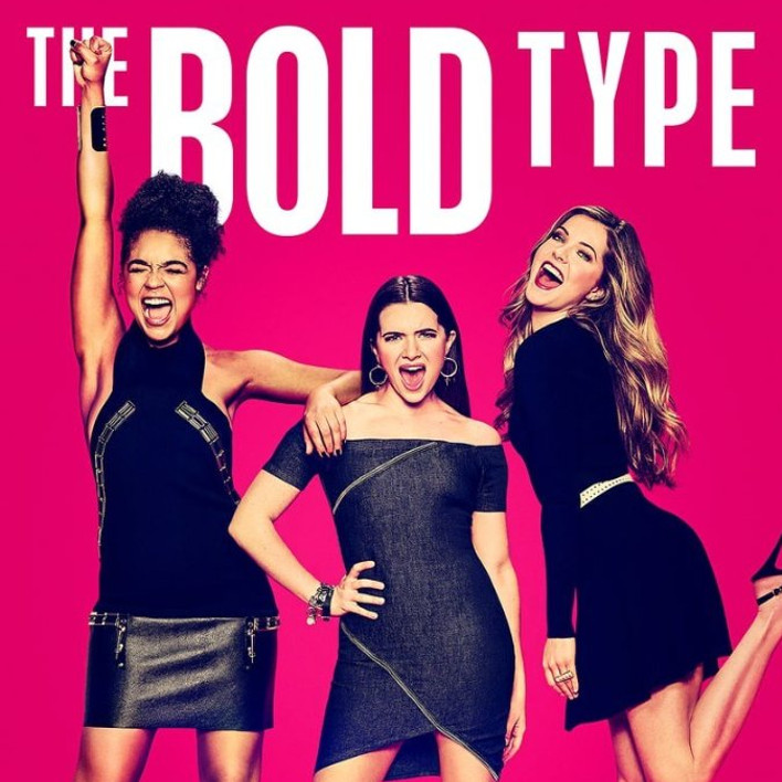 What to Read When You Finish Binge Watching The Bold Type!