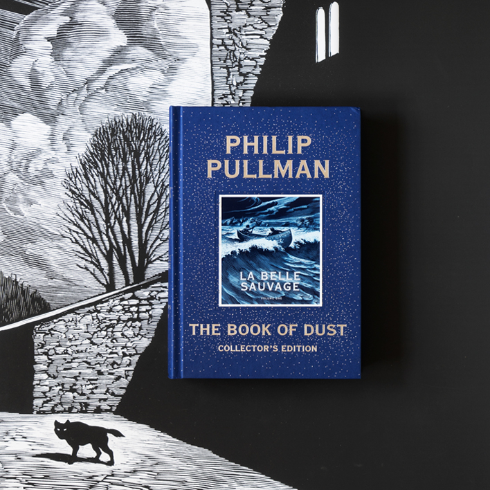 We Can't Stop Staring at The Book of Dust Collector's Edition by Philip Pullman
