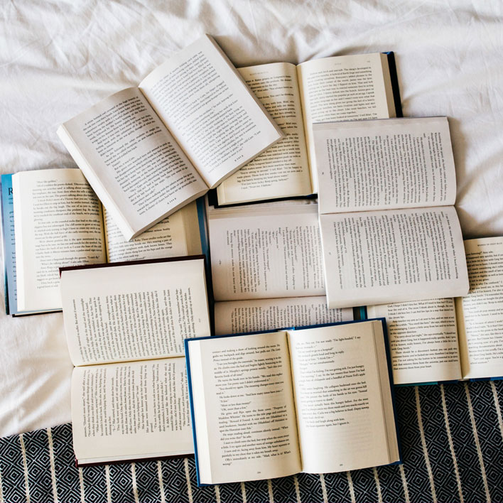 How to Maintain Your #ReadingLife This Fall