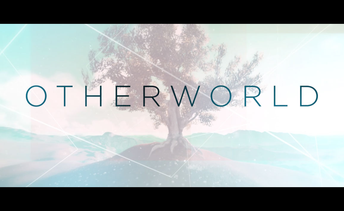 OFFICIAL BOOK TRAILER: Otherworld by Jason Segel & Kirsten Miller