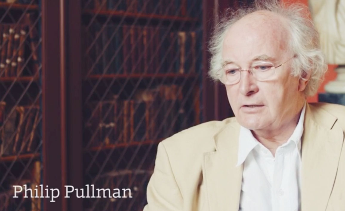 Watch Philip Pullman Explain His Vision for The Book of Dust in the Book Trailer!