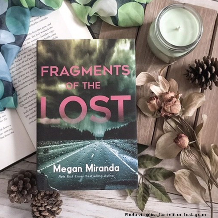 These Clues About Fragments of the Lost by Megan Miranda Will Leave You Running to the Book Store