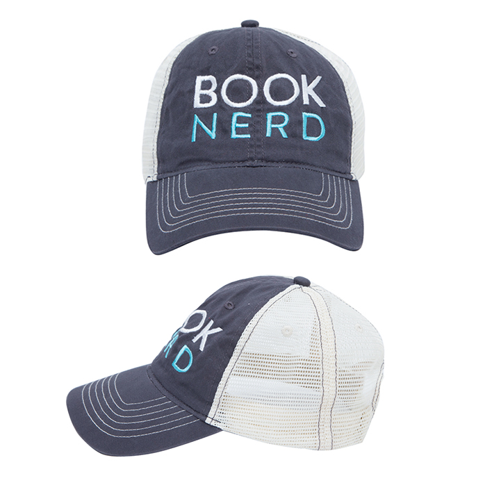 Hurry! Book Nerd Hats For Sale Just in Time for the Holidays!