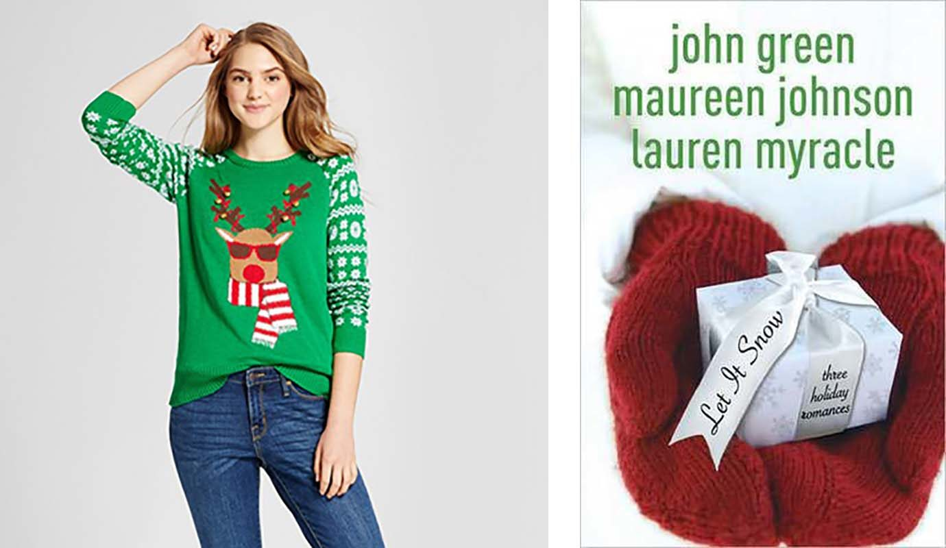 Pick An Ugly Christmas Sweater And We\'ll Tell You What To Read While ...