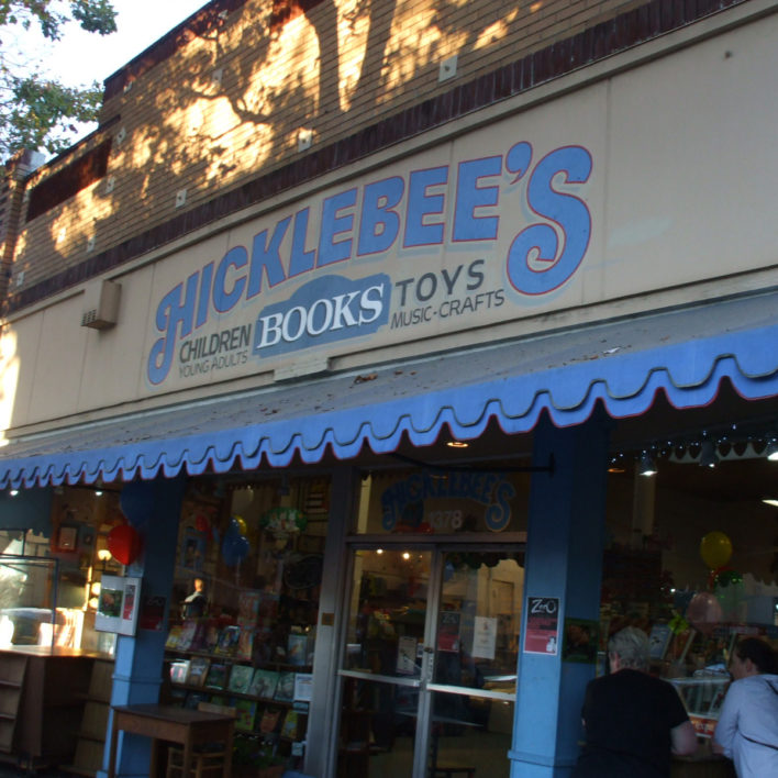 Indie Love Stories: Profile on Hicklebee's in San Jose!