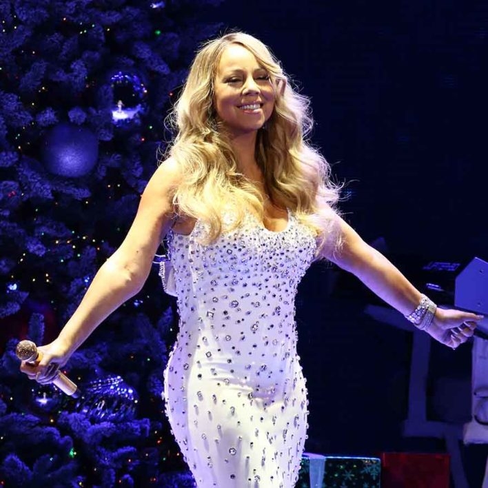 Pick A Mariah Carey Christmas Outfit, Get a YA Holiday Book Rec!