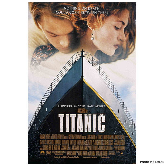 10 Reasons Why the Plot of Titanic is Basically a YA Novel