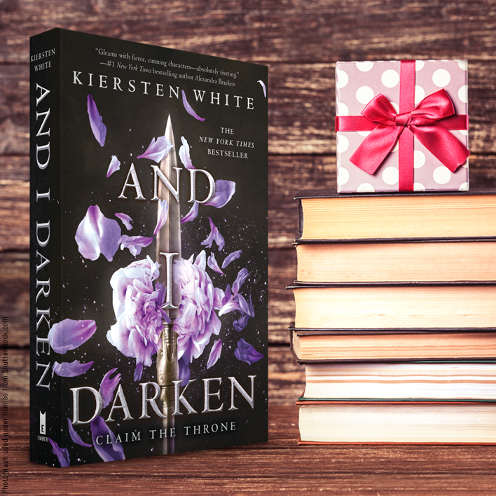 Author Gift Guide: 6 Gifts Inspired by And I Darken by Kiersten White