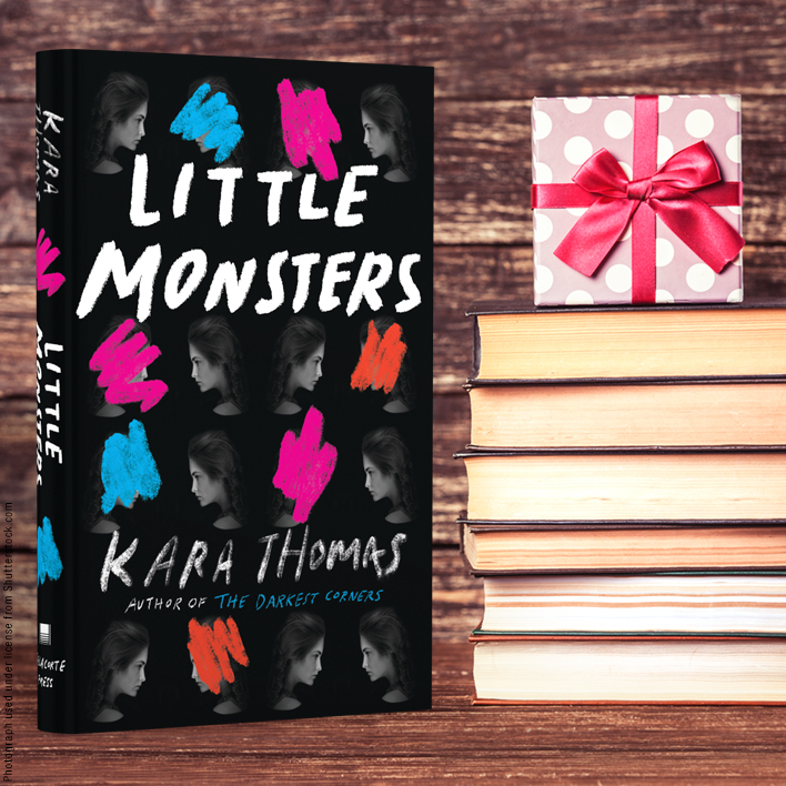 Author Gift Guide: 6 Gifts Inspired by Little Monsters by Kara Thomas