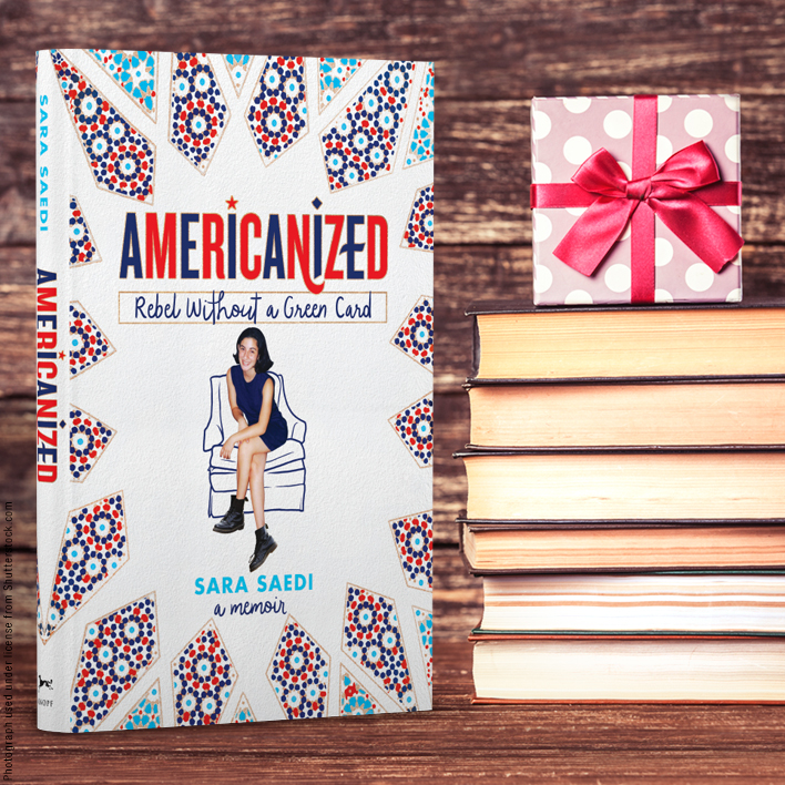 Author Gift Guide: 7 Gifts Inspired by Americanized by Sara Saedi