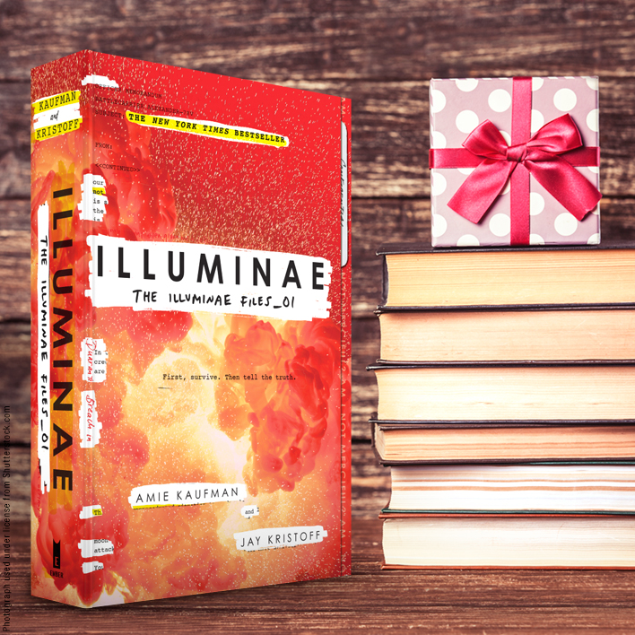Author Gift Guide: 8 Gifts Inspired by Illuminae by Jay Kristoff and Amie Kaufman