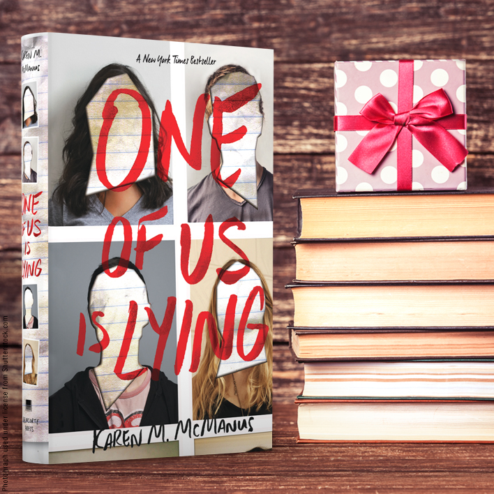 Author Gift Guide: 5 Gifts Inspired by One of Us Is Lying by Karen M McManus