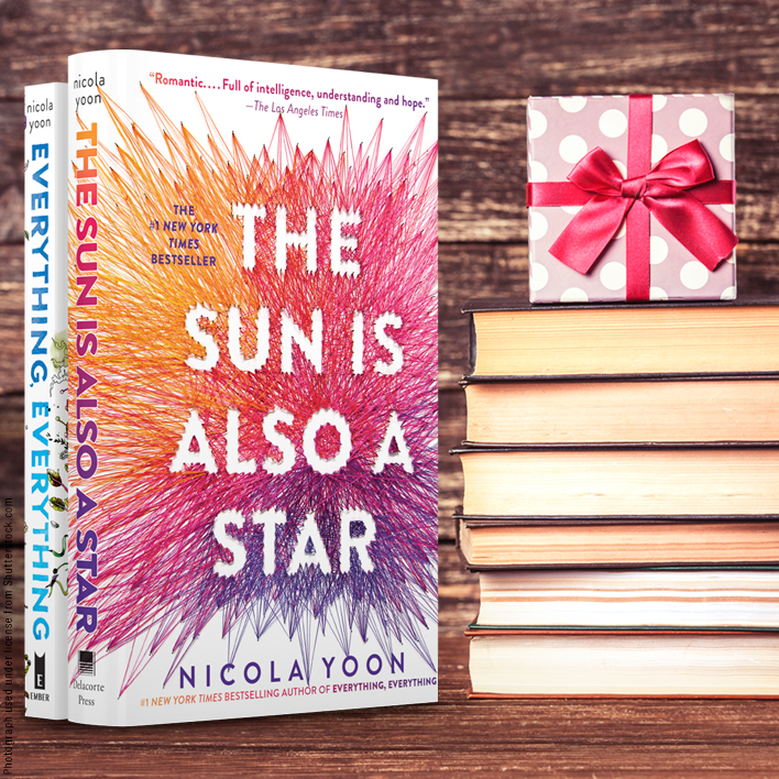 Author Gift Guide: 5 Gifts Inspired by Everything, Everything and The Sun Is Also a Star by Nicola Yoon