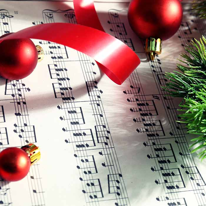 Pick a Holiday Song…Get a Book Rec!