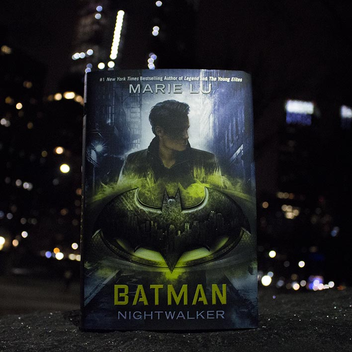 Why Fans of Marie Lu's Warcross Will Love Batman: Nightwalker