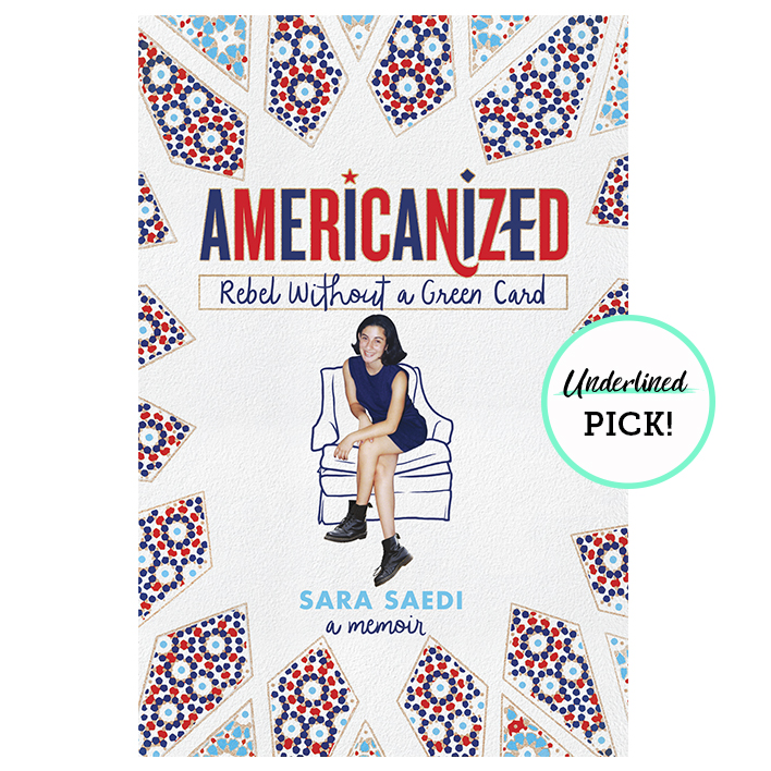Exclusive Q&A with Sara Saedi, Author of Americanized: Rebel Without a Green Card