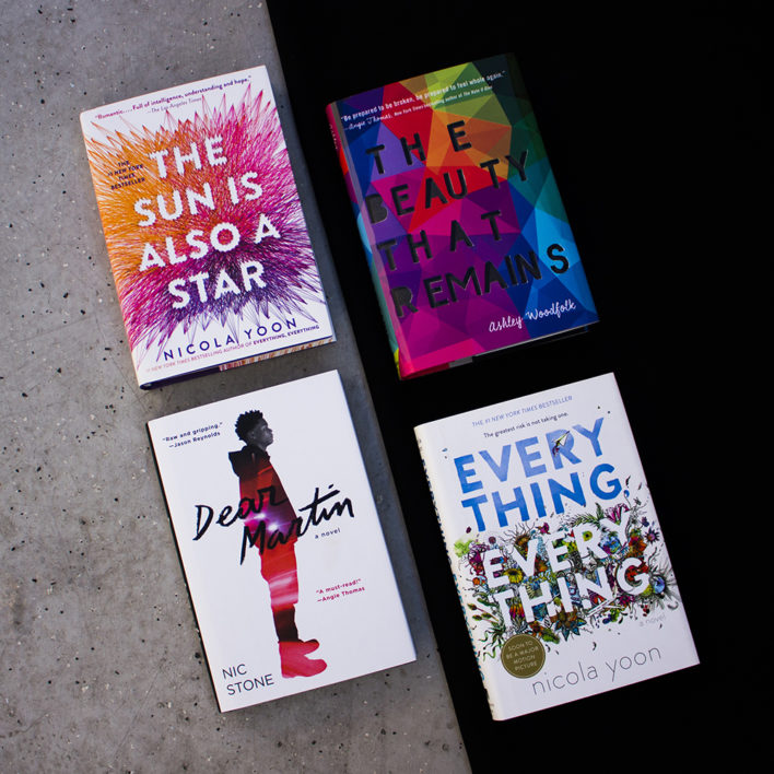 Celebrating Black History All Year with these Phenomenal YA Books