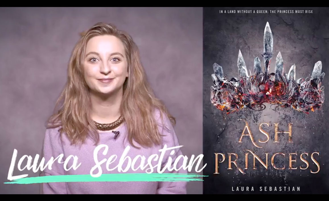 Author Laura Sebastian Introduces a New Kind of Fierce Heroine