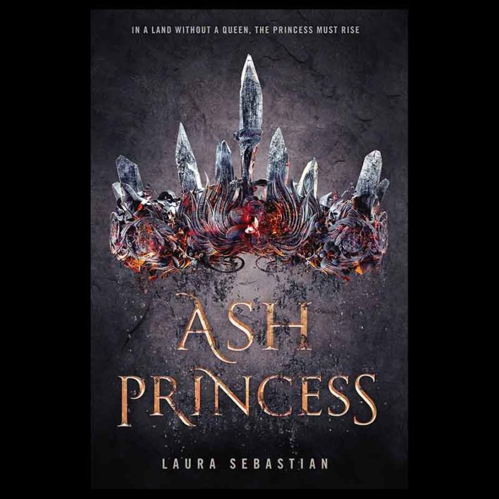 Read the First Chapter of Ash Princess by Laura Sebastian