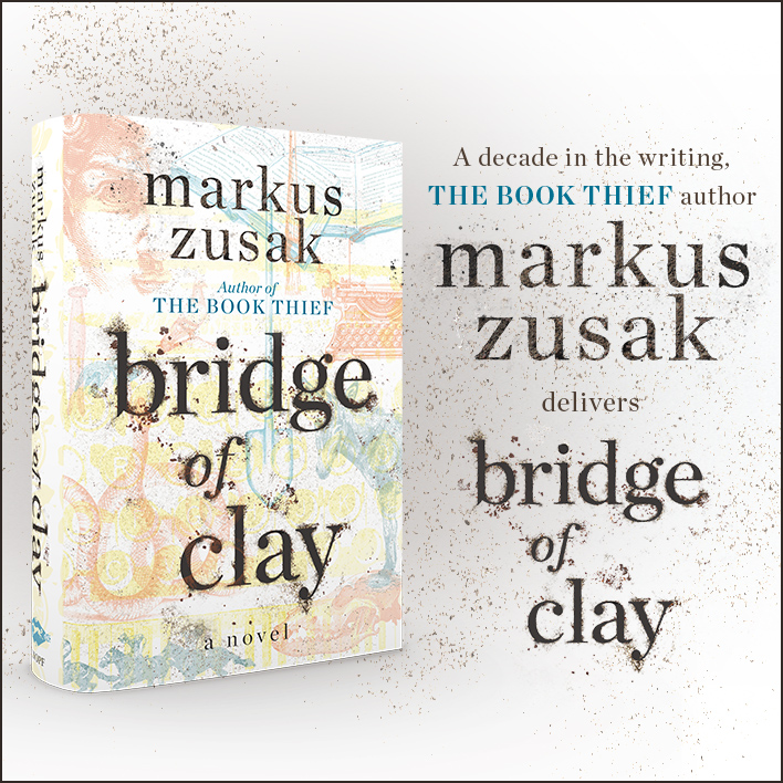 Markus Zusak, Author of The Book Thief, Returns with a Stunning New Novel