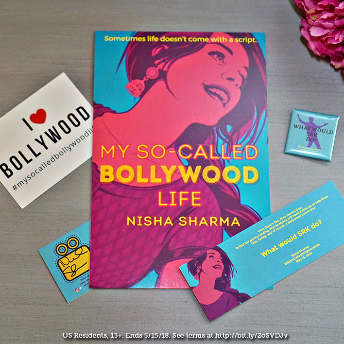 Enter the My So-Called Bollywood Life by Nisha Sharma Pre-Order Giveaway