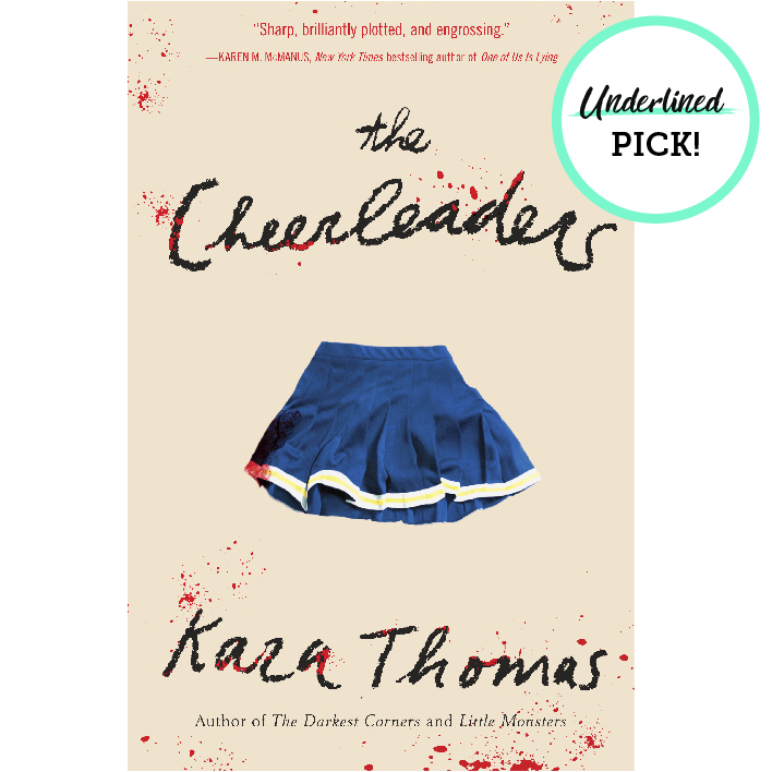 This Month's Pick: The Cheerleaders