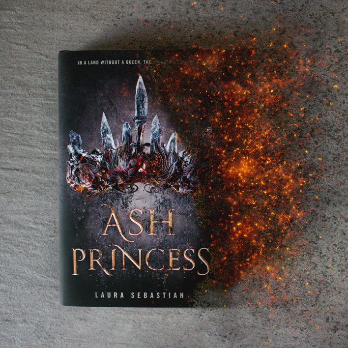 If You Loved Red Queen and An Ember in the Ashes, You'll Love Ash Princess by Laura Sebastian