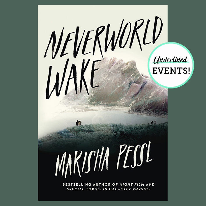 Calling All Chicago Area Book Nerds! Join Us at a Book Party in Honor of Marisha Pessl!