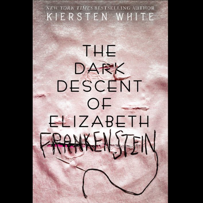 Behind the Scenes: Meet the Cover Designer of The Dark Descent of Elizabeth Frankenstein by Kiersten White!
