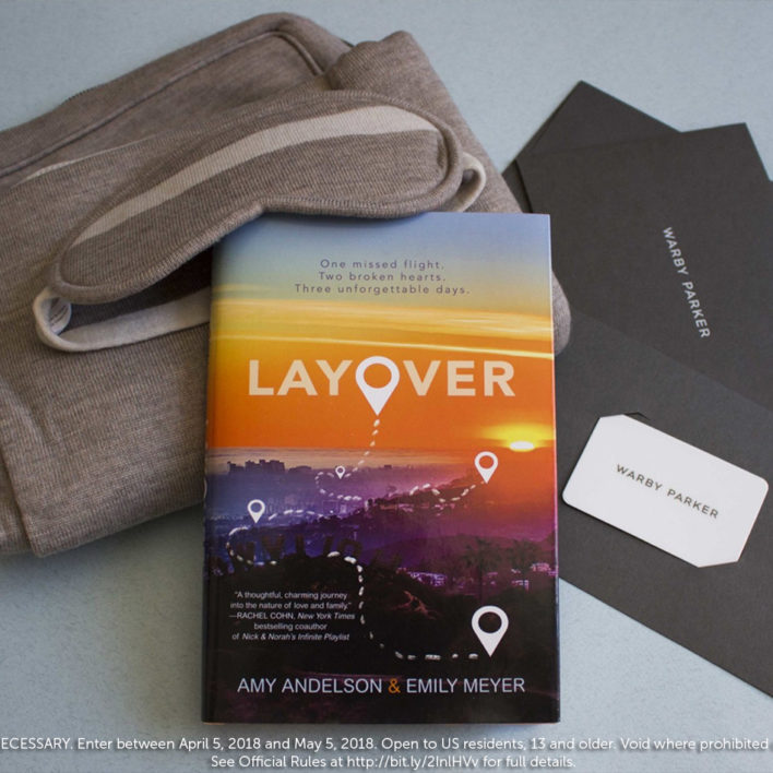 Enter the Layover Sweepstakes!