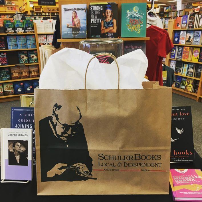 Indie Love Stories: Schuler Books & Music in Lansing, Michigan!