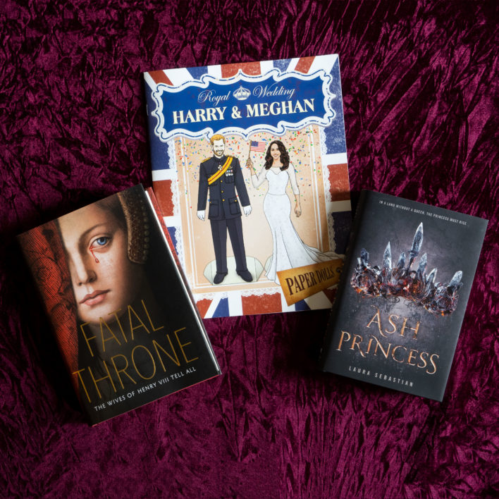Relive the Royal Wedding with These Books!